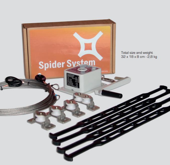 Spider Banner System für Outdoor und Außenwerbung kaufen