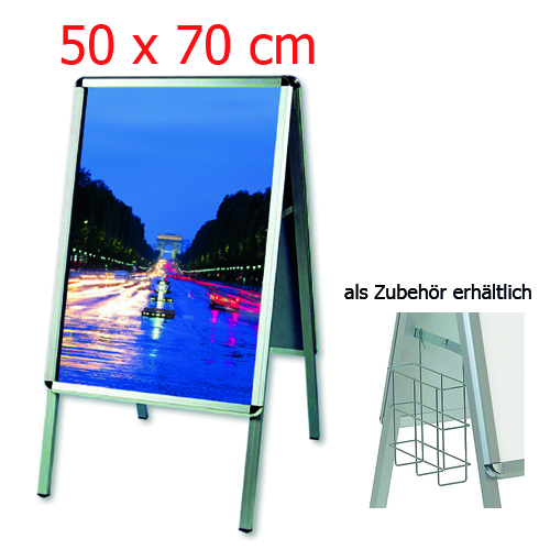 Kundenstopper 50x70cm